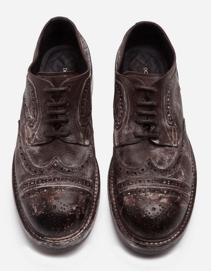 Dolce & Gabbana - Lace-Up Shoes - for MEN online on Kate&You - K&Y9714