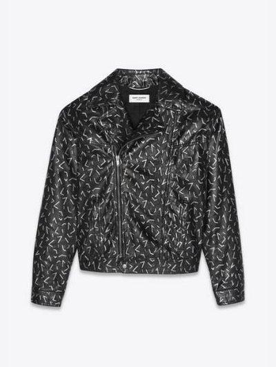 Yves Saint Laurent Кожаные куртки Kate&You-ID11916