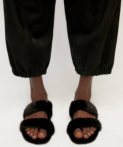 Yves Saint Laurent Sandals BLEACH Kate&You-ID11528