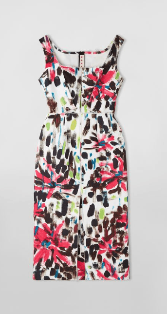 Marni Midi dress Kate&You-ID7620