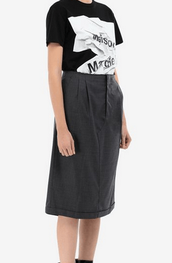 Maison Margiela - Knee length skirts - for WOMEN online on Kate&You - S51MA0423S52159860M K&Y9838