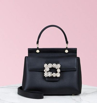 Roger Vivier - Borse tote per DONNA online su Kate&You - RBWAMAAE101D8CB999 K&Y2872