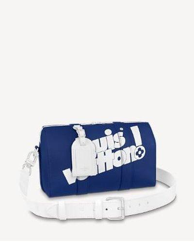 Louis Vuitton Сумки-почтальонки CITY KEEPALL Kate&You-ID11795
