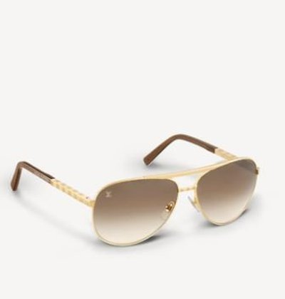Louis Vuitton Солнцезащитные очки ATTITUDE PILOTE Kate&You-ID11040