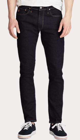 Ralph Lauren - Jeans slim-fit per UOMO online su Kate&You - 525989 K&Y10049
