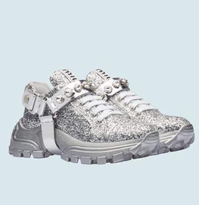 Miu Miu - Sneakers per DONNA online su Kate&You - 5E735C_3C8U_F0118_F_D075 K&Y6075