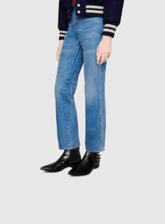 Gucci - Stivali per UOMO Bottines en cuir pour homme online su Kate&You - 596918 DS8I0 1000 K&Y8638