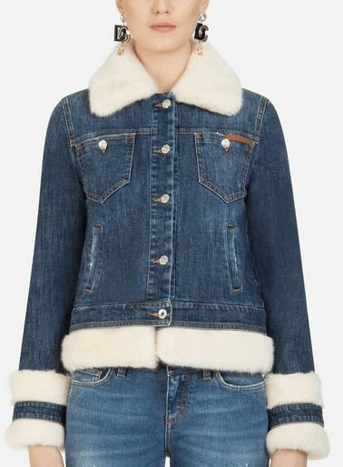 Dolce & Gabbana Denim Jackets Kate&You-ID9177