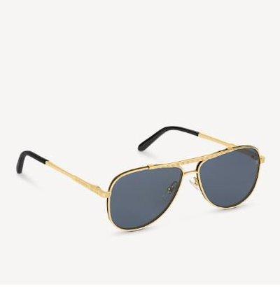 Louis Vuitton Солнцезащитные очки SNAP PILOT Kate&You-ID11051