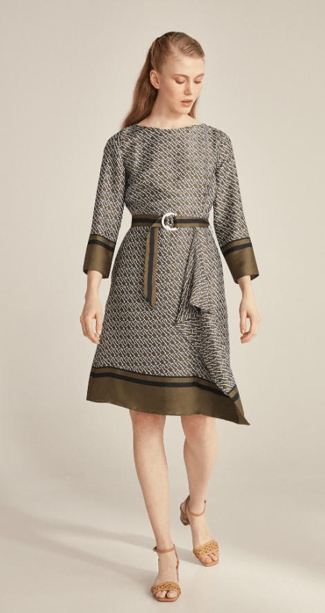 Платья средней длины - Cortefiel для ЖЕНЩИН онлайн на Kate&You - 3817725 - K&Y7172