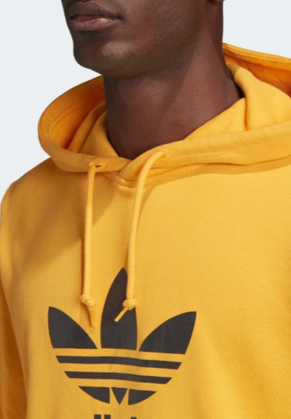 Adidas - Sweatshirts - SWEAT-SHIRT À CAPUCHE TREFOIL for MEN online on Kate&You - DT7964 K&Y8579