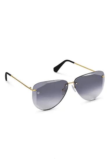 Louis Vuitton Sunglasses aviateur Plein Soleil Kate&You-ID8589