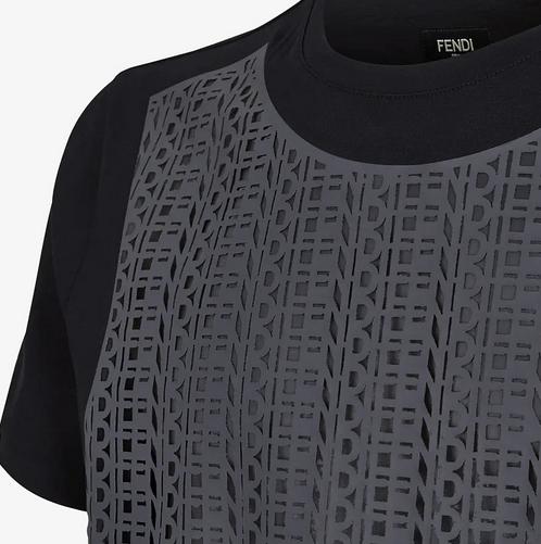Fendi - T-Shirts & Débardeurs pour HOMME online sur Kate&You - FY0894ABR3F0QA1 K&Y7788