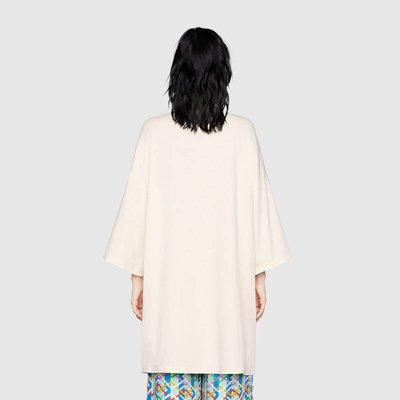 Gucci - T-shirts pour FEMME online sur Kate&You - 539080 XJA9C 7136 K&Y4775