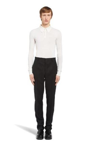 Prada - Skinny Trousers - for MEN online on Kate&You - UP0147_1ZCX_F0002_S_212  K&Y12199