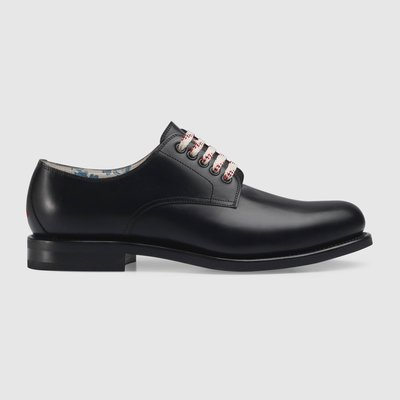 Gucci Lace-Up Shoes Kate&You-ID2060