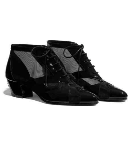 Сапоги и ботинки - Chanel для ЖЕНЩИН онлайн на Kate&You - G35873 Y53757 94305 - K&Y6518