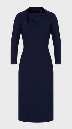 Giorgio Armani Midi dress Kate&You-ID9323