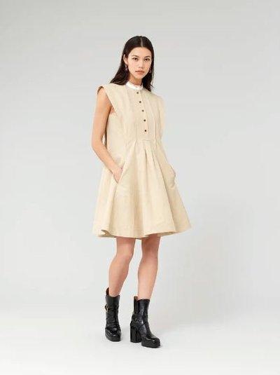 Chloé Midi dress Kate&You-ID11997