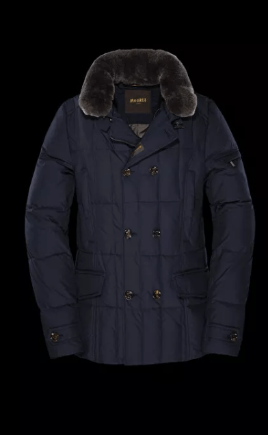 Moorer Down Coats Kate&You-ID7557