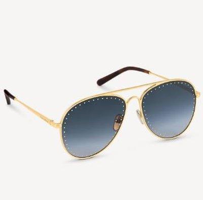 Louis Vuitton Sunglasses TRUNK Kate&You-ID10947