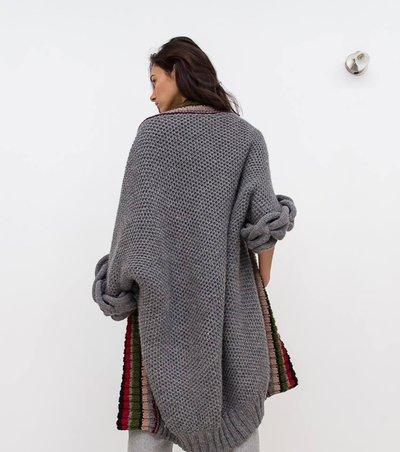 LOOM Weaving - Blazers pour FEMME Knitwear/Cardigan online sur Kate&You - 10 K&Y4359