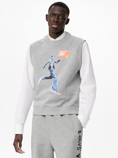 Louis Vuitton - Sweatshirts - for MEN online on Kate&You - 1A972J K&Y11851
