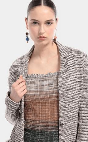 Missoni - Vestes Ajustées pour HOMME online sur Kate&You - MDF00009BK00NEF800F K&Y9848