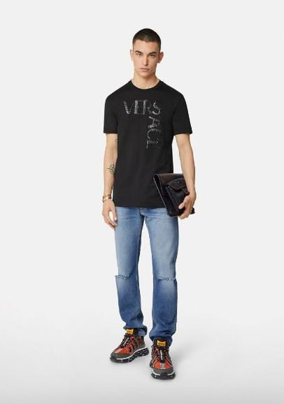 Versace - T-Shirts & Vests - for MEN online on Kate&You - 1001293-1A00928_1B000 K&Y12158
