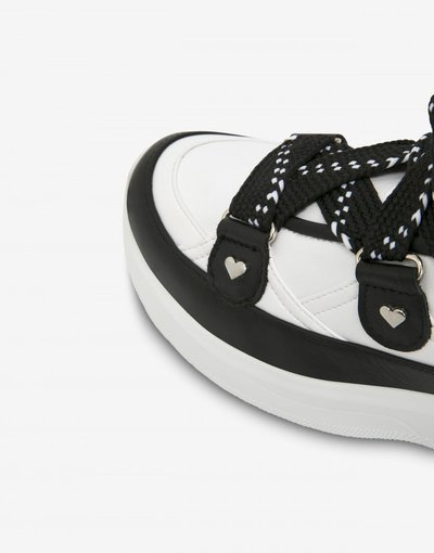 Moschino - Baskets pour FEMME online sur Kate&You - JA15286G18IF210A K&Y5033
