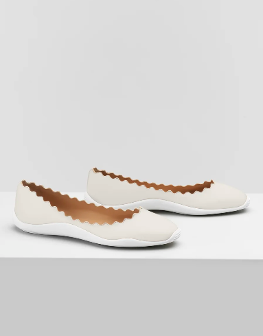 Chloé - Ballerina Shoes - for WOMEN online on Kate&You - CHC21S402M526C K&Y10290