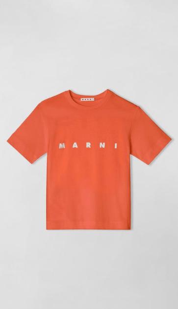 Marni - T-shirts & canottiere per UOMO online su Kate&You - UKMBM002MVBK0C70M420 K&Y7660