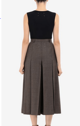 Maison Margiela - Long skirts - for WOMEN online on Kate&You - S51MA0426S53200001F K&Y9925