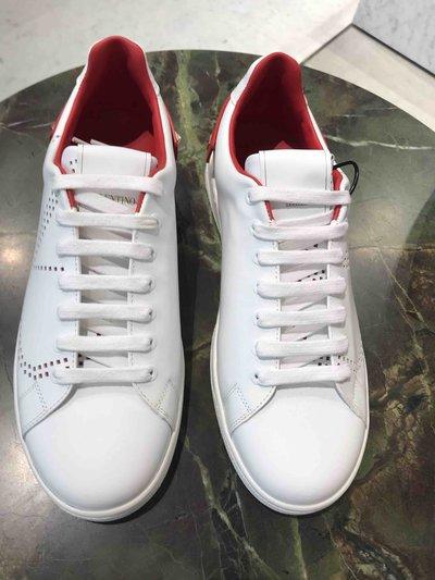 Valentino Garavani - Sneakers per UOMO Backnet à motif Vlogo online su Kate&You - K&Y1733