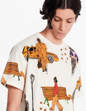 Louis Vuitton - T-Shirts & Débardeurs pour HOMME online sur Kate&You - 1A5PEQ K&Y4779