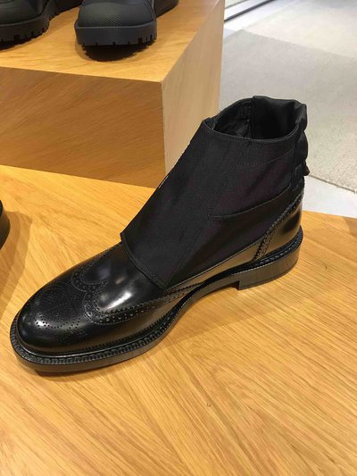 Dior Homme Boots Kate&You-ID1745
