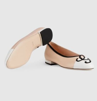Gucci Ballerina Shoes Kate&You-ID11239