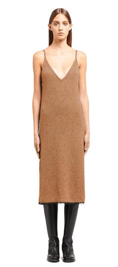 Prada - Robes Mi-longues pour FEMME online sur Kate&You - 23841_1YGF_F0040_S_202 K&Y9899