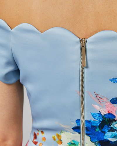 Ted Baker - Robes Mi-longues pour FEMME online sur Kate&You - K&Y2145
