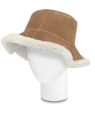 Головные уборы - Louis Vuitton для ЖЕНЩИН Shearlingram онлайн на Kate&You - M76521 - K&Y9407
