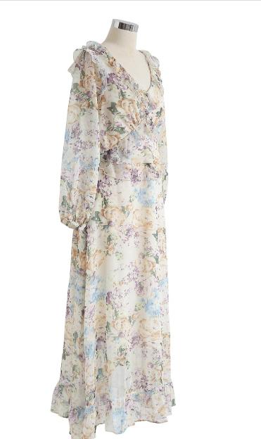 Chicwish - Robes Longues pour FEMME online sur Kate&You - D200305009 K&Y7405