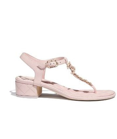 Chanel Sandals Kate&You-ID10867