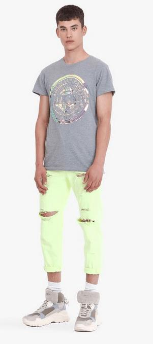 Balmain - T-shirts & canottiere per UOMO online su Kate&You - K&Y7785