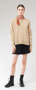 Chloé - Pulls pour FEMME Pull dos imprimé online sur Kate&You - CHC20AMP8350520O K&Y8341