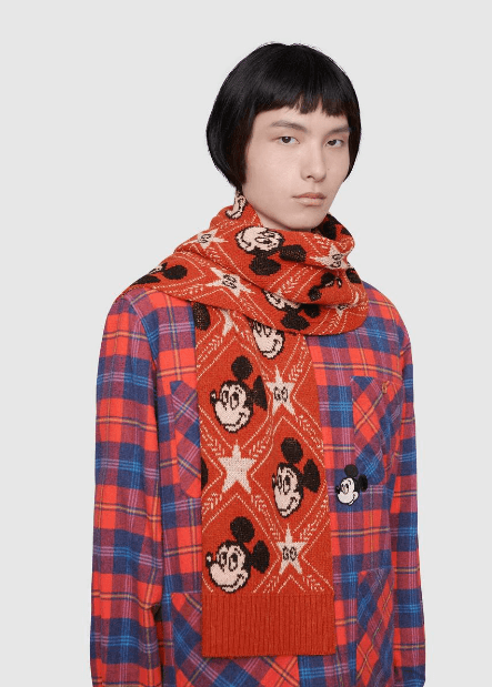 Gucci - Sciarpe & Foulards per DONNA online su Kate&You - 604095 4GA58 7500 K&Y6364