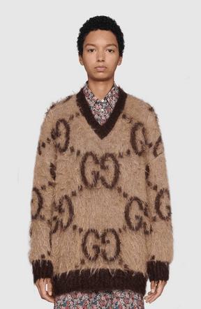Gucci - Pulls pour FEMME online sur Kate&You - 639380 XKBK2 2254 K&Y9869