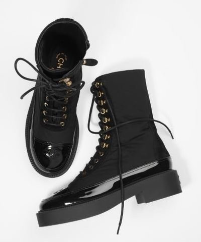Chanel - Boots - for WOMEN online on Kate&You - G38086 Y55462 94305 K&Y11399