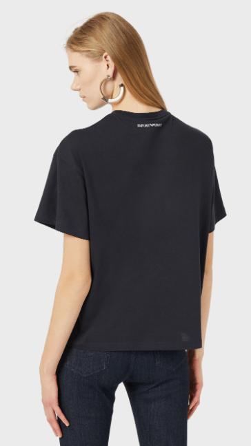 Emporio Armani - T-shirts per DONNA online su Kate&You - 8N2T7D2JSYZ10922 K&Y8193