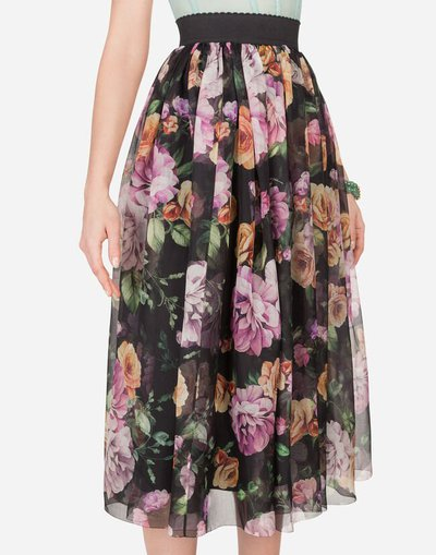 Юбки длиной 3_4 - Dolce & Gabbana для ЖЕНЩИН онлайн на Kate&You - F4AWRTHS17XHN08C - K&Y2402