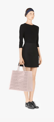 Azzedine Alaia - Tote Bags - Garance 42 for WOMEN online on Kate&You - AS1G268RCA30 K&Y8707